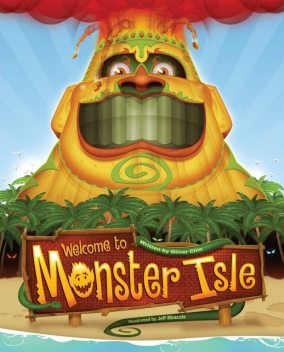 Welcome to Monster Isle, Oliver Chin