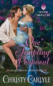 One Tempting Proposal, Christy Carlyle