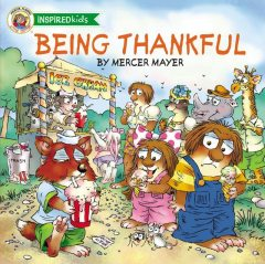 Being Thankful, Mercer Mayer