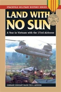 Land With No Sun, Ted G. Arthurs