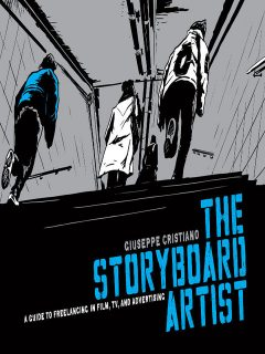 The Storyboard Artist, Giuseppe Cristiano