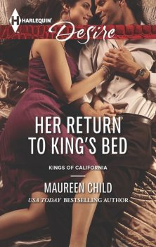Her Return to King's Bed, Maureen Child