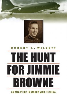 The Hunt for Jimmie Browne, Robert L. Willett