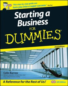 Starting a Business For Dummies, Colin Barrow