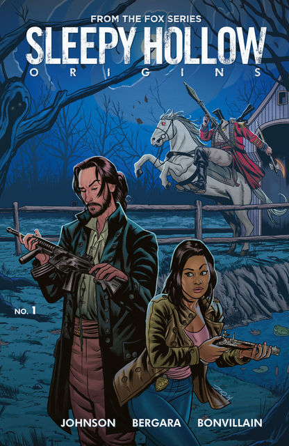 Sleepy Hollow: Origins #1, Mike Johnson