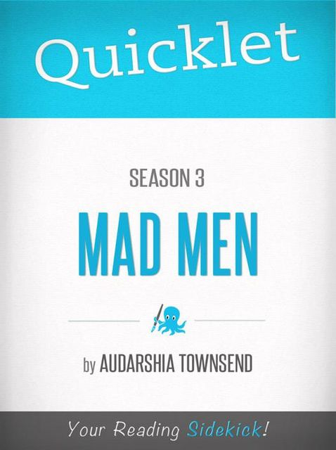 Quicklet on Mad Men Season 3, Audarshia Townsend