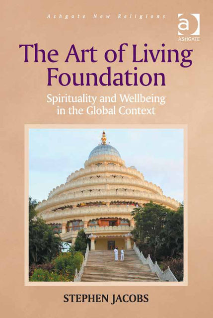 The Art of Living Foundation, Stephen Jacobs