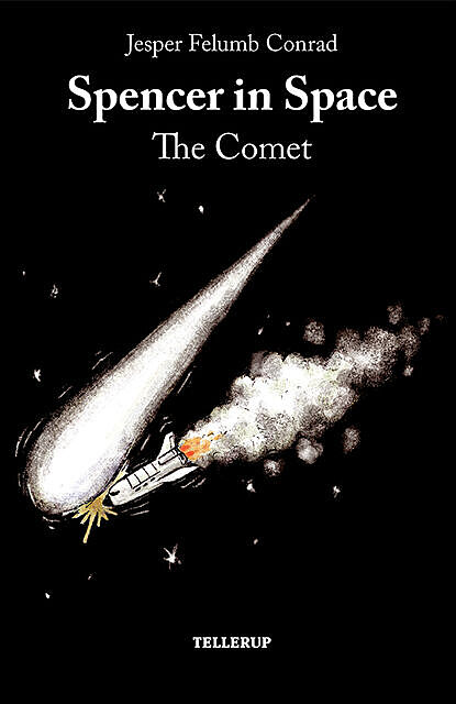 Spencer in Space #3: The Comet, Jesper Felumb Conrad