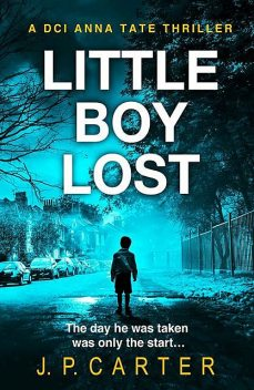 Little Boy Lost, J.P. Carter