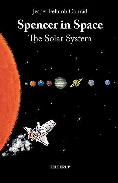 Spencer in Space #1: The Solar System, Jesper Felumb Conrad