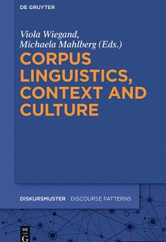 Corpus Linguistics, Context and Culture, CULTURE, Context, Corpus Linguistics