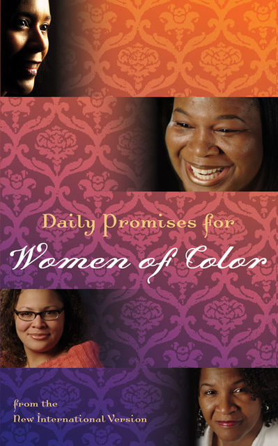NIV, Daily Promises for Women of Color, eBook, Zondervan