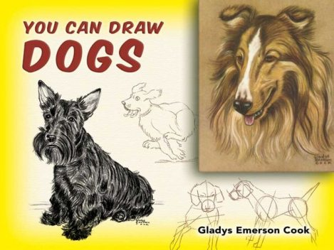 You Can Draw Dogs, Gladys Emerson Cook