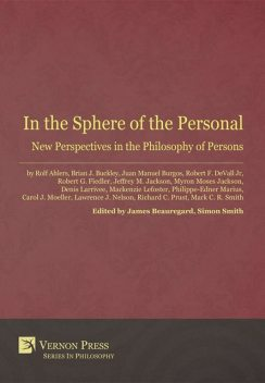 In the Sphere of the Personal, Simon Smith, James Beauregard