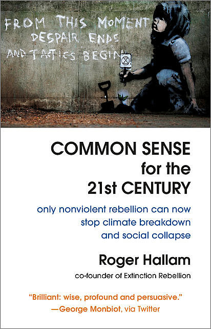 Common Sense for the 21st Century, Roger Hallam