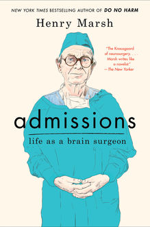 Admissions, Henry Marsh