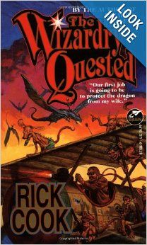 The Wizardry Quested, Rick Cook