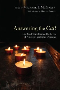 Answering the Call, Michael Cooper