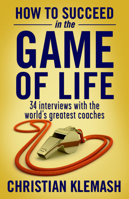 How to Succeed in the Game of Life, Christian Klemash