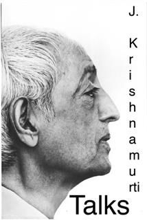 Why do you live With Stress, Krishnamurti
