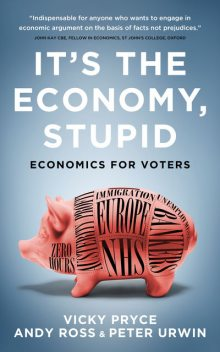 It's The Economy, Stupid, Andy Rice, Vicky Pryce, Peter Urwin
