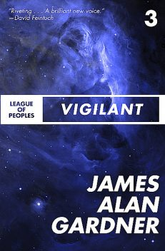 Vigilant, James Alan Gardner