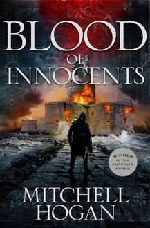 Blood of Innocents, Mitchell Hogan
