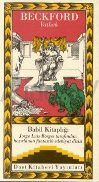 Babil Kitaplığı 3_Vathek, William Beckford