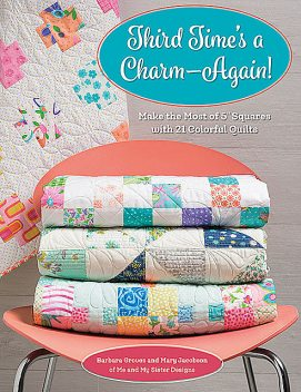 Third Time's a Charm – Again, Barbara Groves, Mary Jacobson
