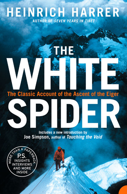 The White Spider, Heinrich Harrer