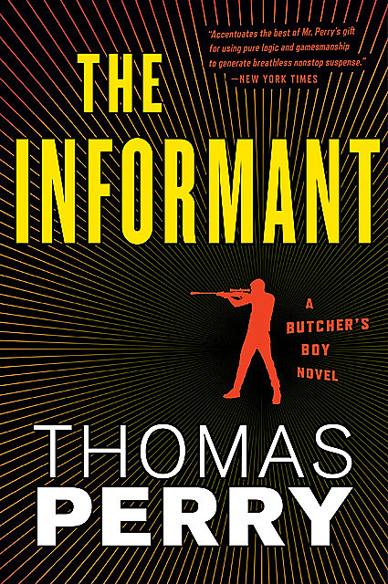 The Informant, Thomas Perry