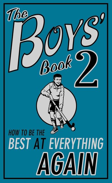 The Boys' Book 2, Martin Oliver