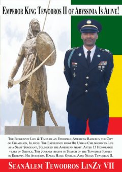 Atse Tewodros Is Alive! The Biography Life & Times, Sean Caddy Amun LinZy I