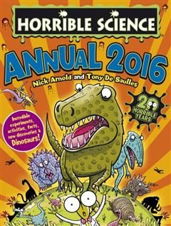 Horrible Science Annual 2016, Nick Arnold
