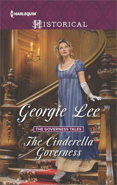 The Cinderella Governess, Georgie Lee