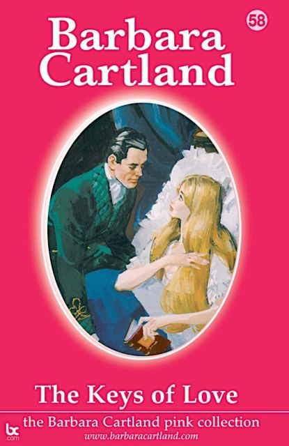 THE KEYS OF LOVE, Barbara Cartland
