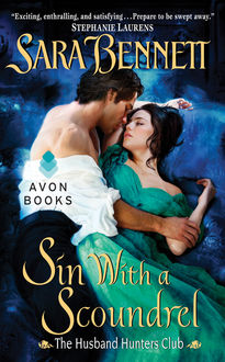 Sin With a Scoundrel, Sara Bennett