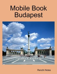 Mobile Book Budapest, Renzhi Notes