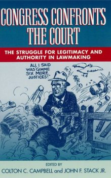 Congress Confronts the Court, Colton C. Campbell