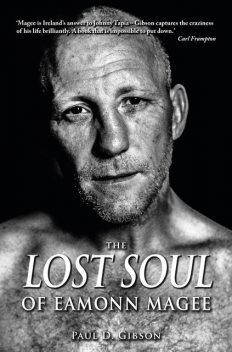 The Lost Soul of Eamonn Magee, Paul Gibson