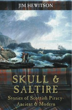 Skull and Saltire, Jim Hewitson