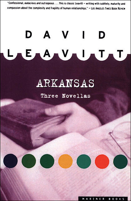 Arkansas, David Leavitt