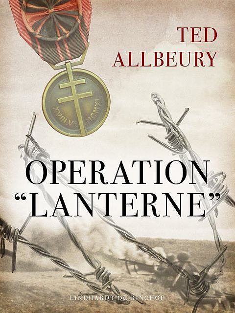 "Operation ""Lanterne"", Ted Allbeury"
