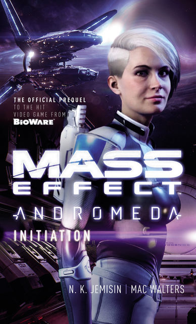 Mass Effect, N.K.Jemisin, Mac Walters