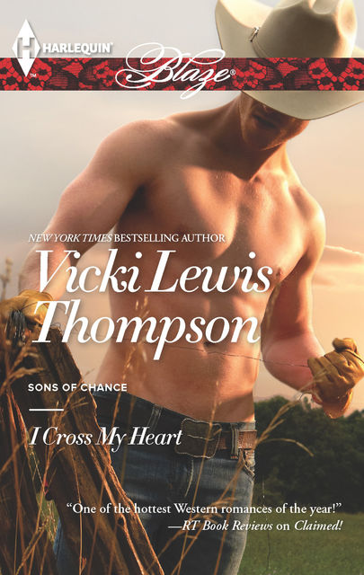 I Cross My Heart, Vicki Lewis Thompson