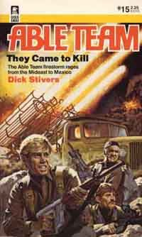 They Came to Kill, Dick Stivers
