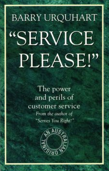 """Service Please!"", Barry Urquhart"