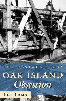 The Unsolved Oak Island Mystery 3-Book Bundle, Lionel, Patricia Fanthorpe, Lee Lamb