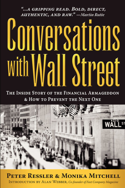 Conversations With Wall Street, FastPencil Premiere
