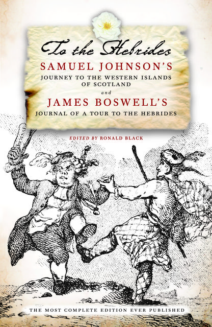 To the Hebrides, Samuel Johnson, James Boswell